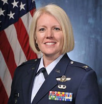 """Colonel Charlan """"Charlie"""" Poirson, USAFR"""